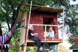 Baumhaus selbst bauen