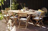 """Gartentisch """"Selandia"""" von Skagerak"""