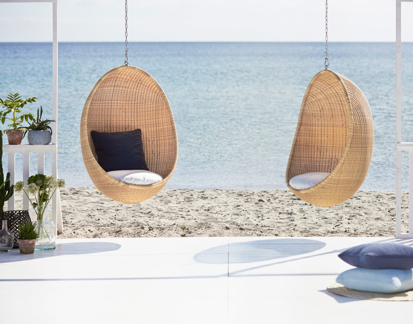 """Hängesessel """"Hanging Egg Chair"""", Sika-Design"""