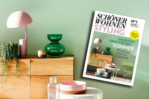 SCHÖNER WOHNEN STYLING - Cover