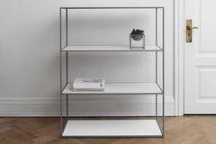 """Regal """"Industrial Bookcase"""" von by Lassen"""