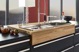 Arbeitsplatte aus Schichtstoff, Leicht Küchen