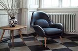 """Loungesessel """"Swoon"""" von Space Copenhagen für Fredericia Furniture"""