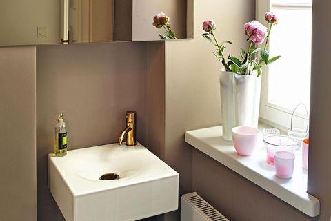 Harmonisches Gäste-WC