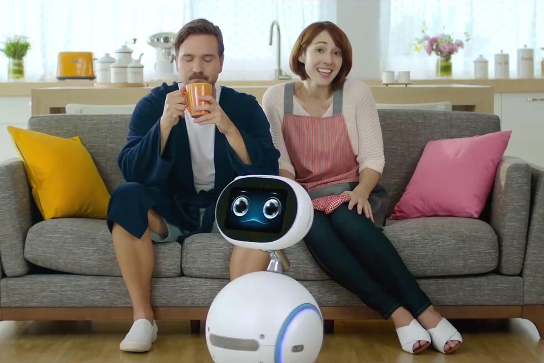 """Technik-Heinzelmännchen: Roboter """"Zenbo"""" von Asus"""