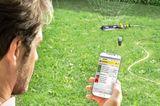 """Schlauer Wasseranschluss: """"SensoTimer ST 6 Smart Home"""" von Kärcher und EQ3"""