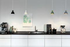 Küchenbeleuchtung Toldbod Louis Poulsen