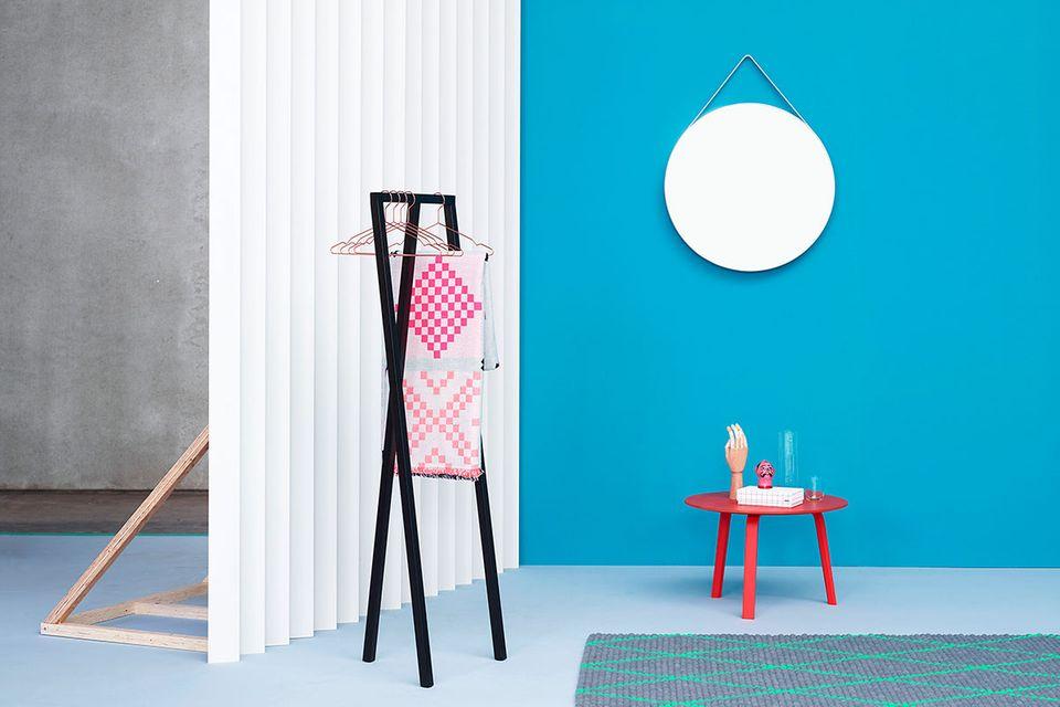 """Wandspiegel """"Strap Mirror"""" von Hay"""
