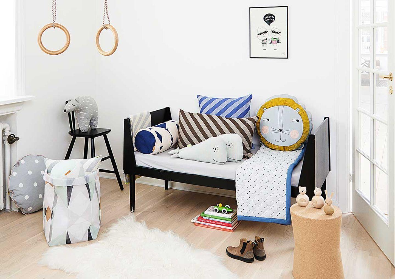 Kinderzimmer-Textilien von Oyoy