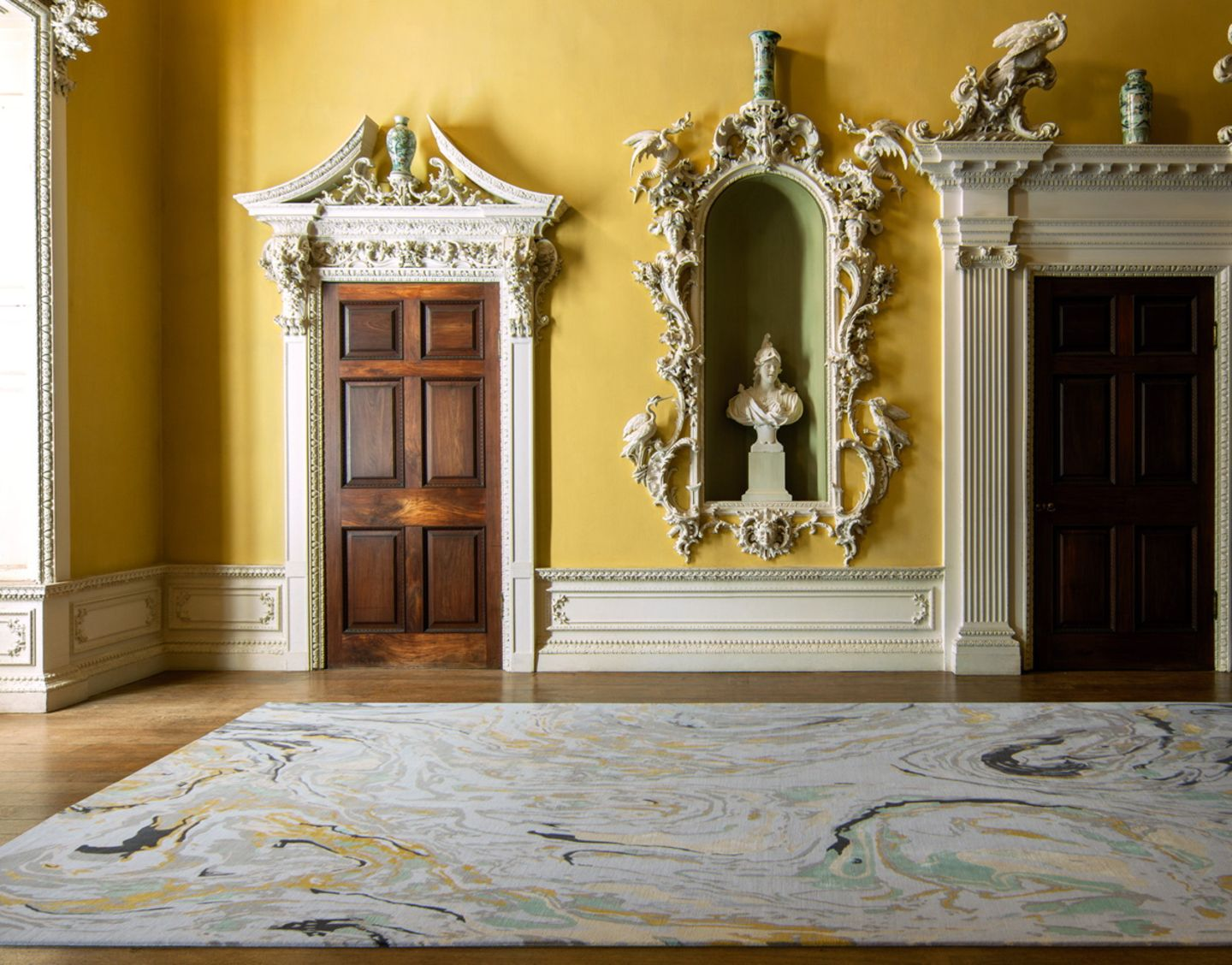 """Teppich """"Marble"""", The Rug Company"""