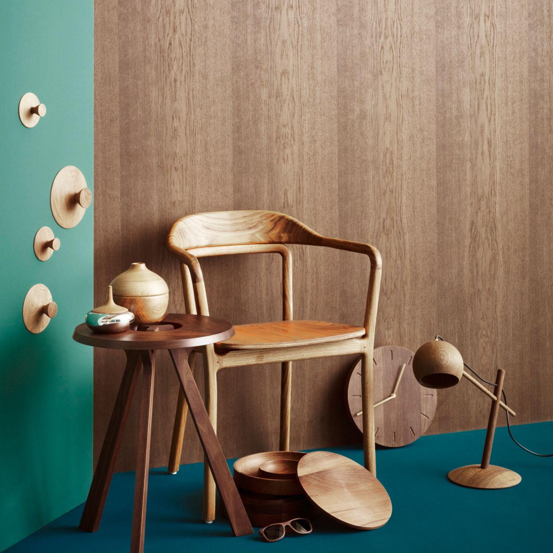 Einrichten mit Holz: Zeitlos elegant