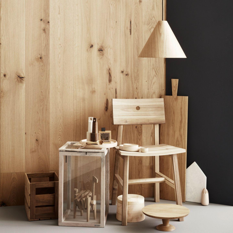 Einrichten mit Holz: Ländlich schlicht