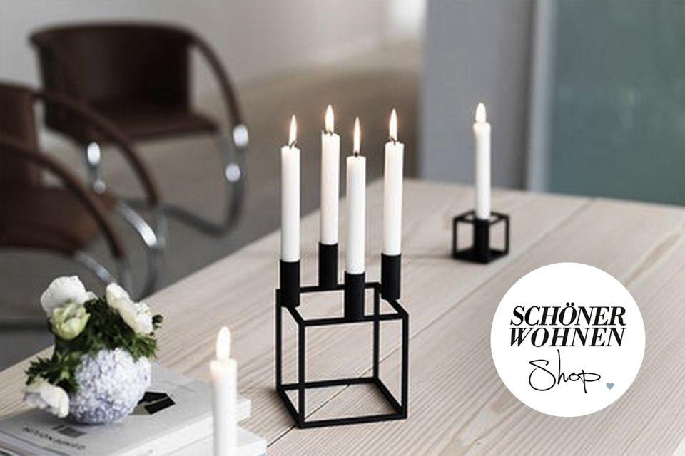 SCHÖNER WOHNEN-Shop Teaser Kerzen