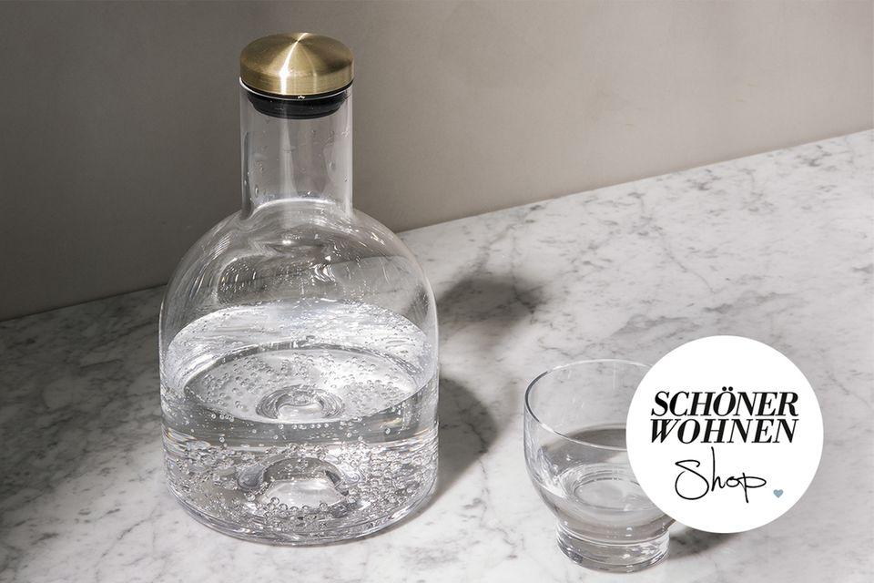 SCHÖNER WOHNEN-Shop Teaser Glas