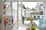 Kinderzimmer mit Ausblick