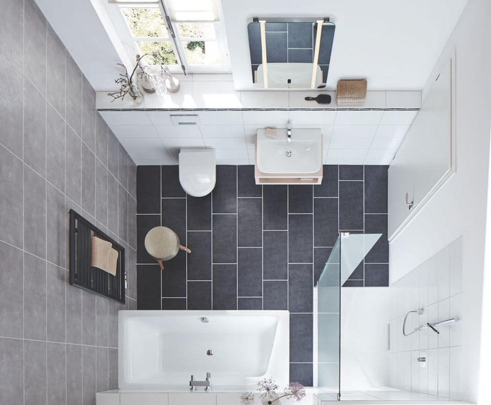 Im Badezimmer lässt sich bei Mietwohnungen kaum etwas ändern. Daher gilt: Schenken Sie den sanitären Einbauten bei der Wohnungsbesichtigung die Ihnen zustehende Aufmerksamkeit.