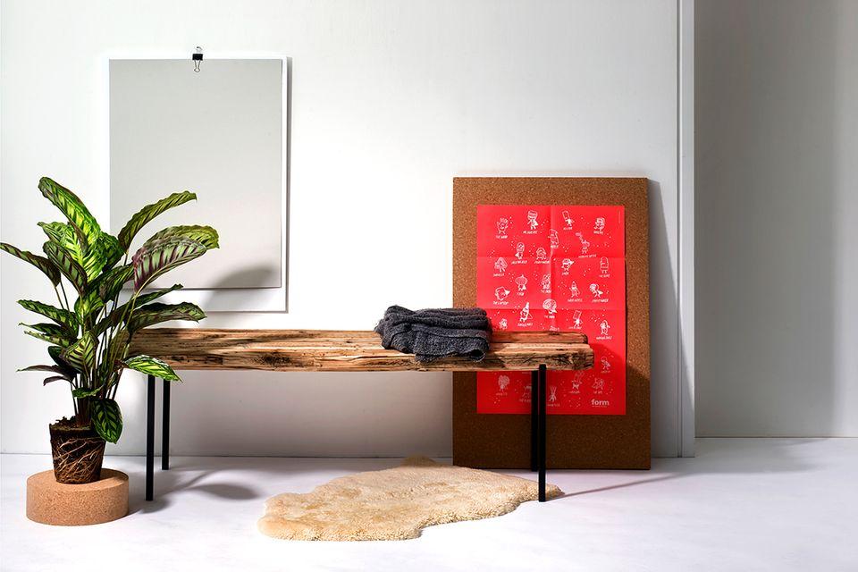 Altholz-Möbelkollektion von Weld & Co