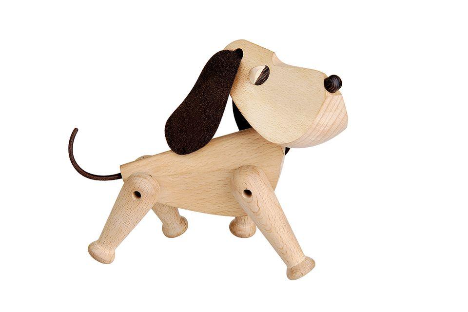 Holzhund Oscar von Hans Bølling