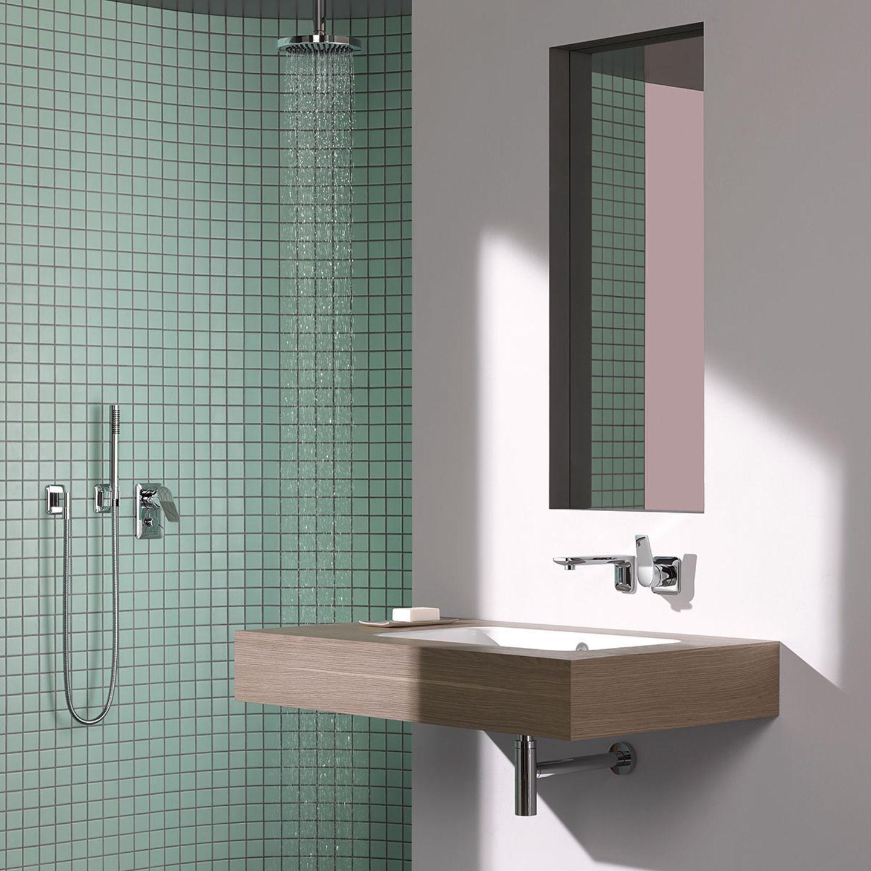 """Dusch- und Waschtischarmaturen """"Lissé"""" von Dornbracht"""