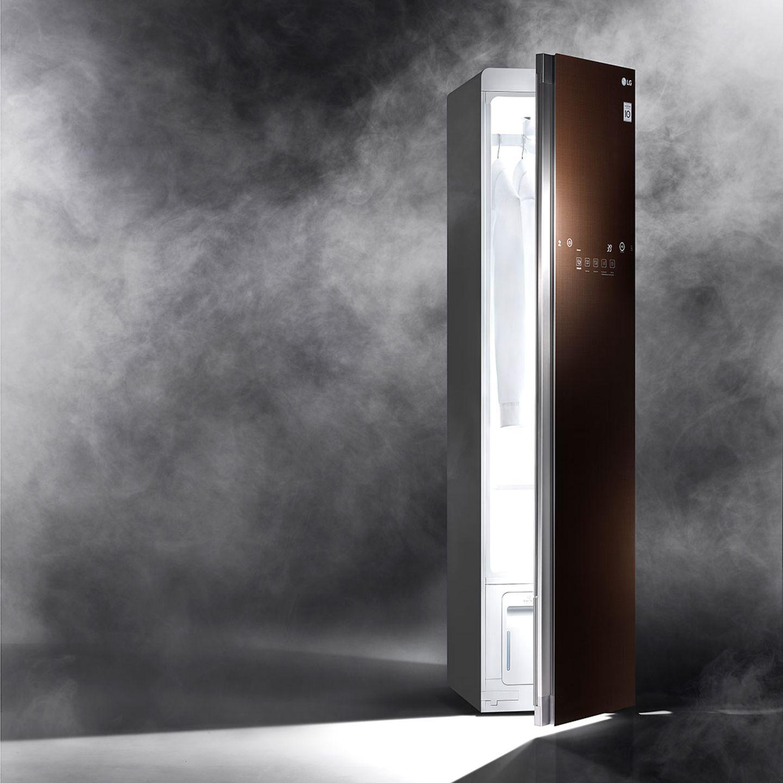 """Dampfreinigungssystem """"LG Styler"""" von LG Electronics"""