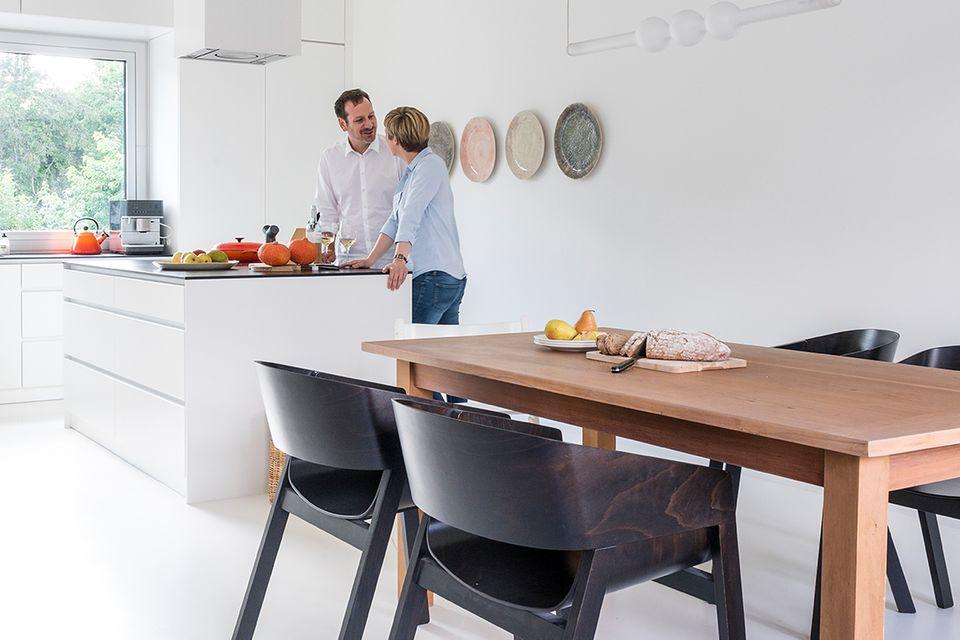 Haus des Jahres 2016: Renovierte Jugendstilvilla - Küche
