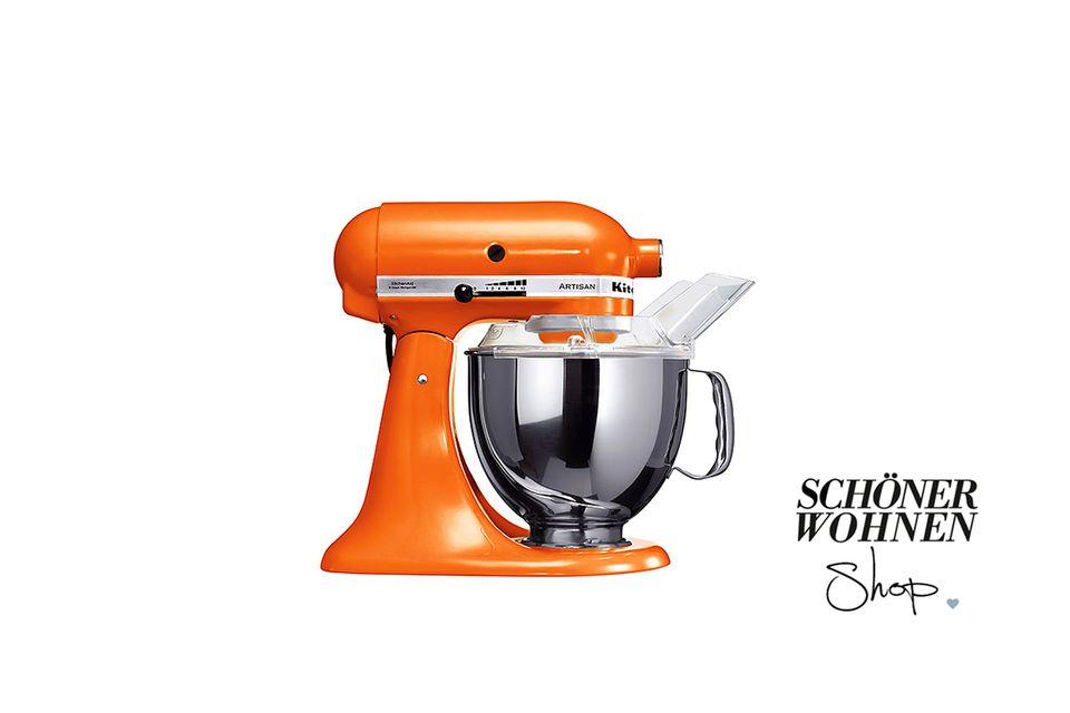 """Kitchen Aid """"Tangerine"""" in Orange"""