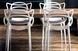 """Drei statt eins: Stuhl """"Masters"""" von Kartell"""
