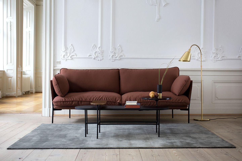 """Leselampe """"Bellevue AJ7"""" von Arne Jacobsen für &Tradition"""