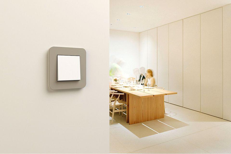 """Lichtschalter """"E3"""" von Gira"""
