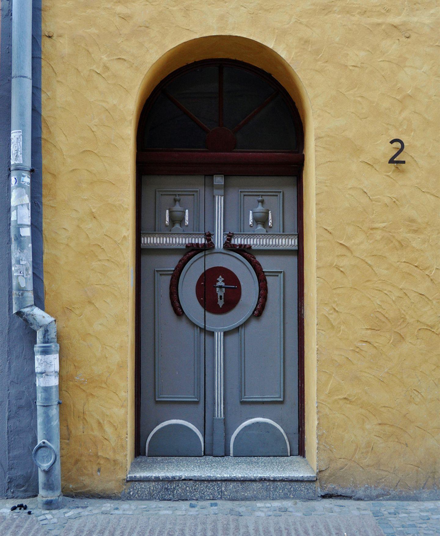 Haustür Stralsund