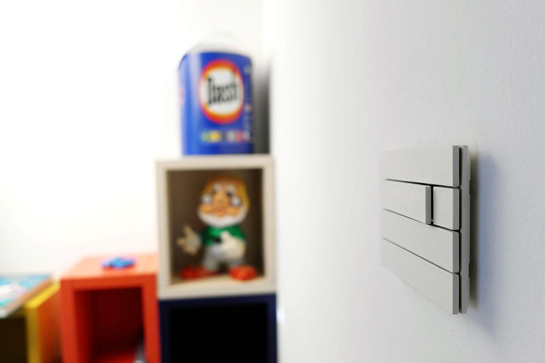 """Lichtschalterprogramm """"Piano"""" von Lithoss"""