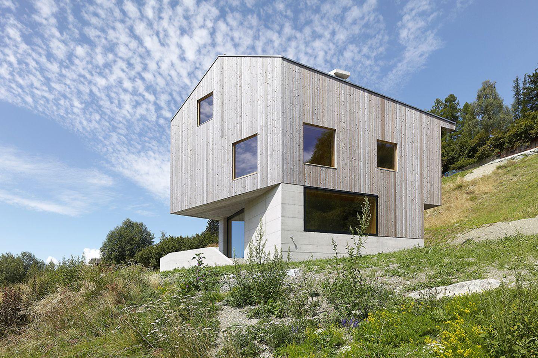 Häuser-AWARD 2017: Nominiertenwahl - Chalet