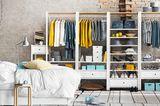 Ordnung Kleiderschrank Ikea