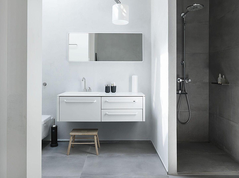 Badezimmer-Serie von Vipp