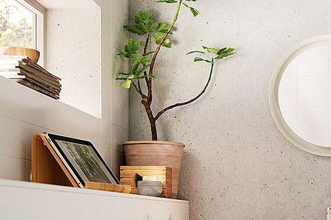 """Badezimmerspiegel """"Storjorm"""" von Ikea"""