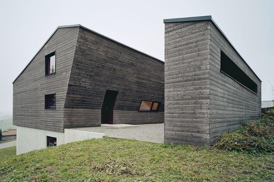 HÄUSER-AWARD 2017 - 3.Preis: Haus P, Oberreute