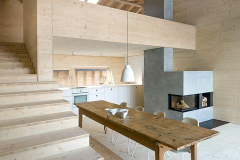HÄUSER-AWARD 2017 - 3.Preis: Haus P - Innenraum