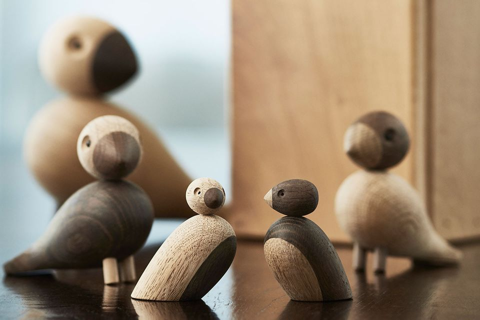 Holzvögel, Kay Bojesen