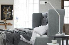 Schlafzimmer im New Country-Stil