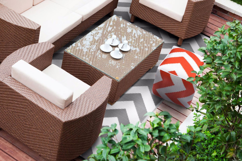 """Outdoor-Teppich """"Barcelona"""" von Rug.it"""