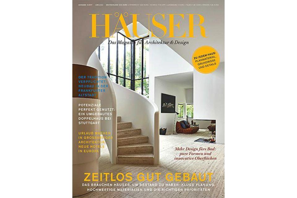 HÄUSER 03/2017 - Cover