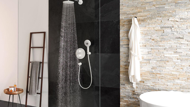 Duschkabine reinigen So wird die Dusche wieder ganz sauber ...