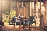 """Stuhl """"652"""" von Rolf Benz"""