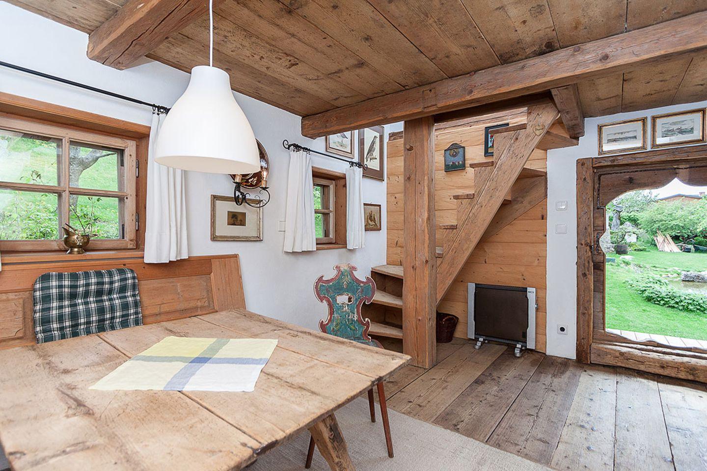 Romantische Hütte, Kärnten, Österreich - Bild 8