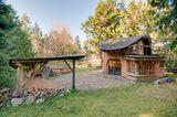 """""""Unique Cob Cottage"""", Mayne Island, Kanada - Bild 20"""