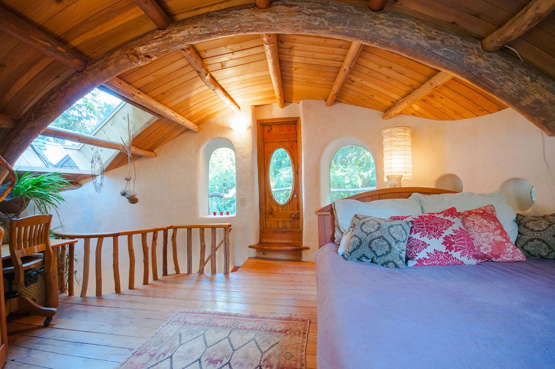 """""""Unique Cob Cottage"""", Mayne Island, Kanada - Bild 21"""