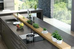 Wohntipps für Küchen: Materialien