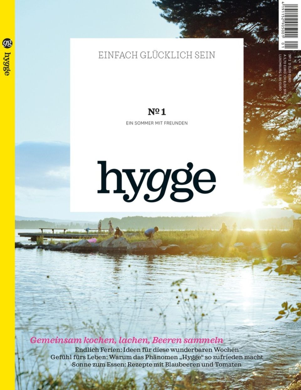 HYGGE Magzin; 01 2017