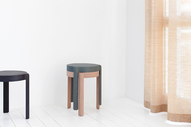 """Hocker """"Add Stool"""" von Designer Steffen Kehrle für Stattmann Neue Möbel"""