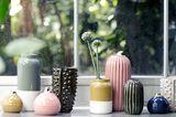 """Vase """"Lines"""" von Broste Copenhagen"""